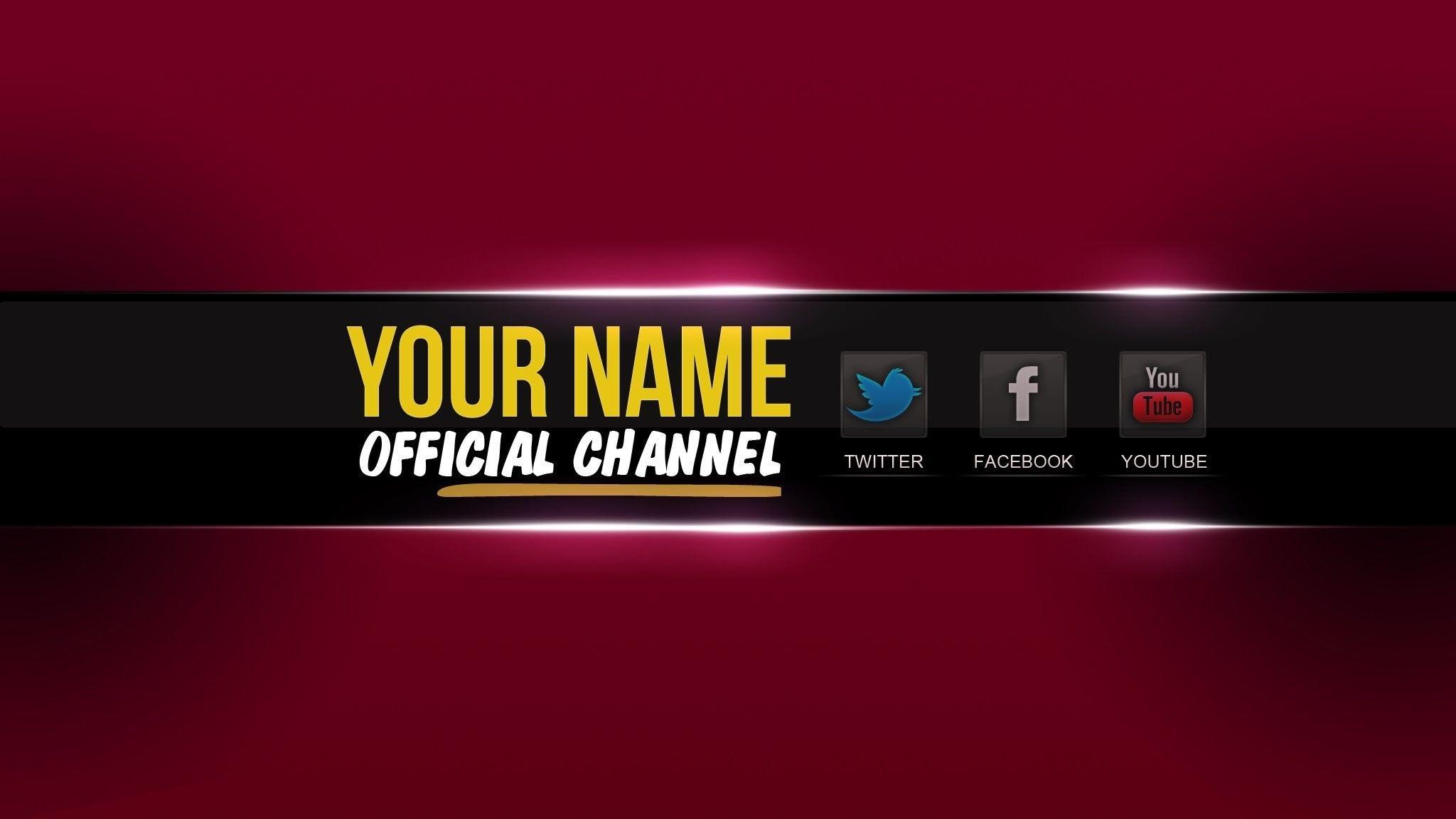 2048x1152 خلفيات قناة Youtube الفنية 89 صورة Youtube Banner Template Youtube Banner Backgrounds Youtube Channel Art
