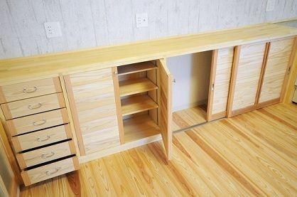 Built-in furniture multi-storing TV board door fittings sliding door