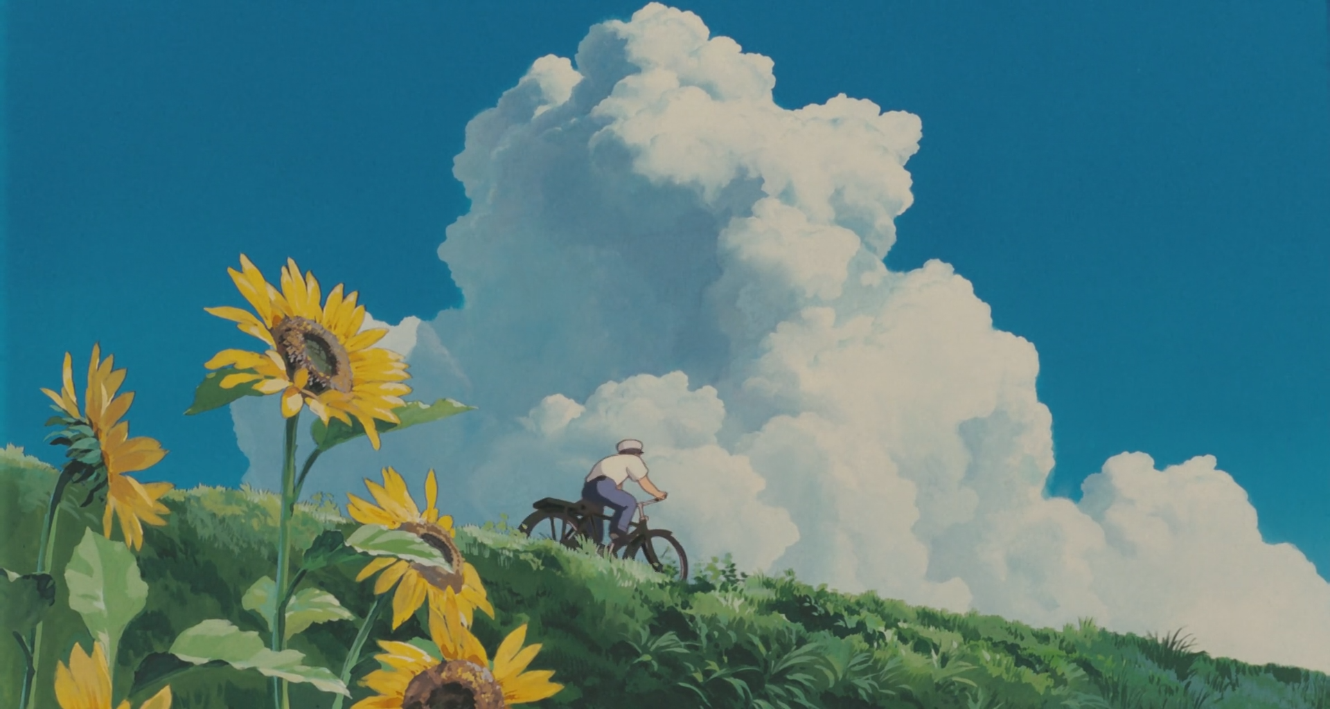 Studio Ghibli Stills My Neighbor Totoro 1920x1024 Anime Scenery Wallpaper Studio Ghibli Background Desktop Wallpaper Art