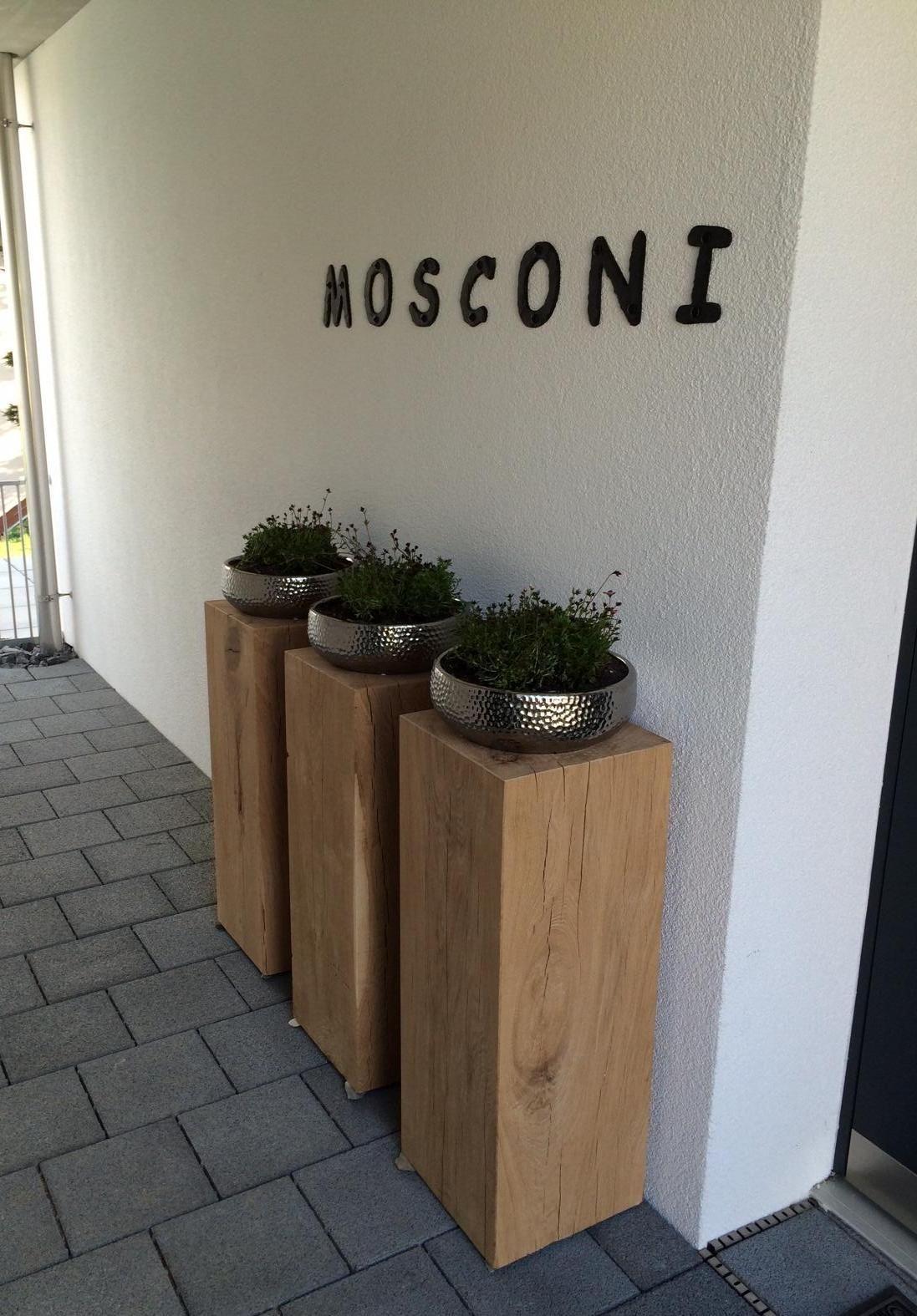 Eiken drie eenheid sokkels zuilen sokkels in bedrijven pinterest decoration consoles - Moderne entree decoratie ...