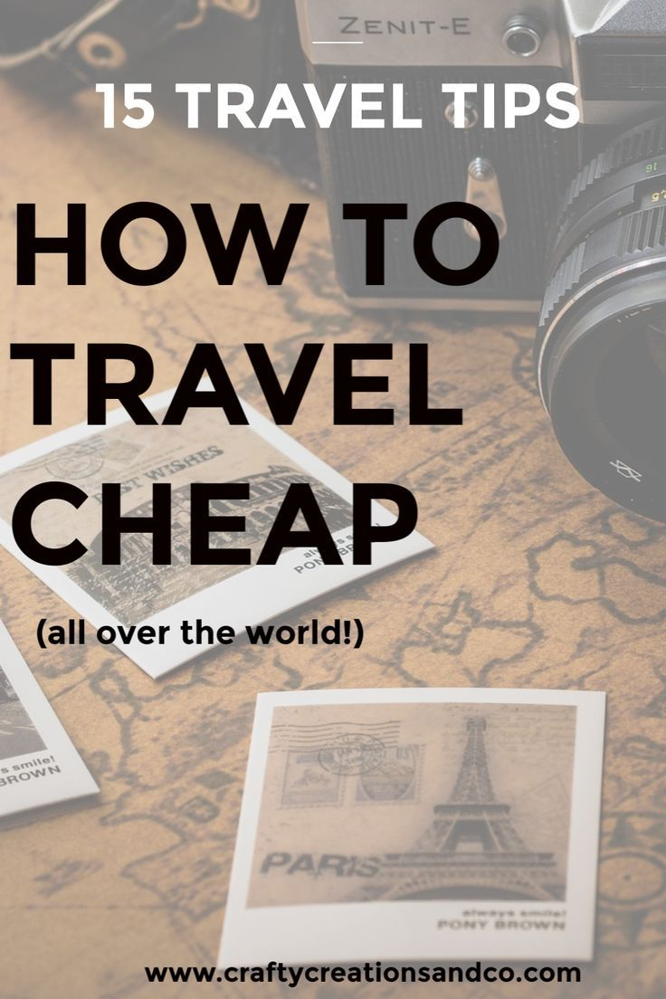 Ideas on how to travel cheap and find great deals on hotels and flights. Whether international or domestic travel, this post has all the tips and tricks you need to save money on your next vacation. Tips on packing, the best carry on, and saving money.