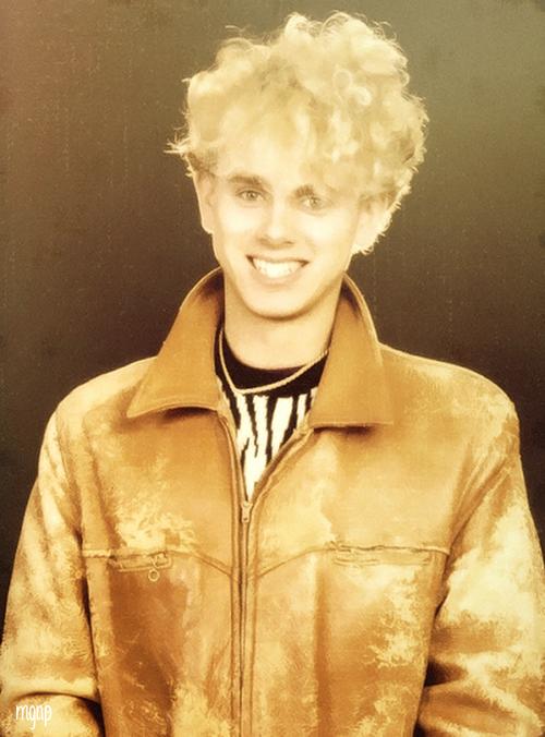 Young Martin (Martin Gore - Depeche Mode)