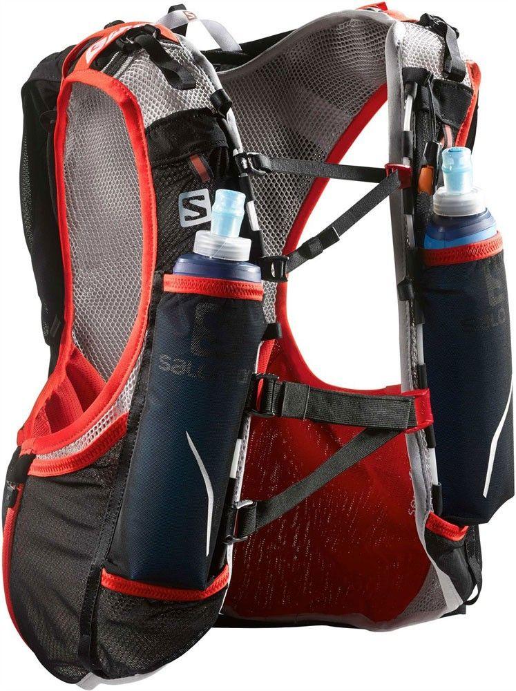 Salomon Advanced Skin3 S Lab 12 Hydro Set Tas Punggung Tas Sepeda Balap