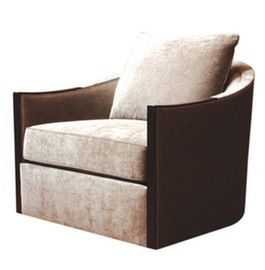 Madrid Swivel Chair By Anees Upholstery Contemporary Upholstery
