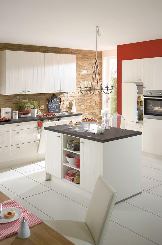 Lassen sie sich inspirieren von den romantischen landhausküchen und erfahren sie wie sie ein küche romantisch einrichten können