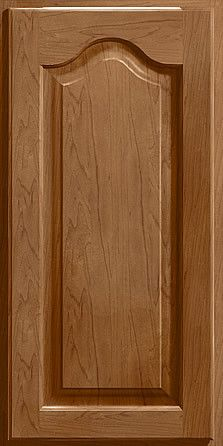 Merillat Masterpiece Cabinetry-Townley Cathedral Maple Rye from waybuild