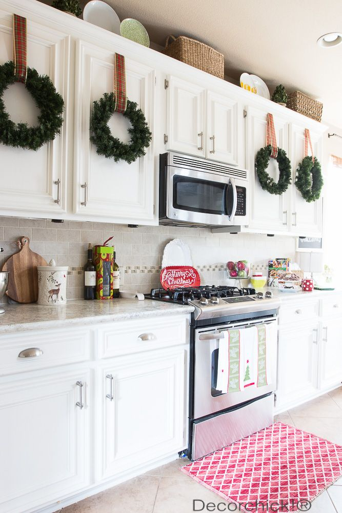 holiday kitchen home tour holiday kitchen decor christmas kitchen decor indoor christmas on kitchen xmas decor id=26909