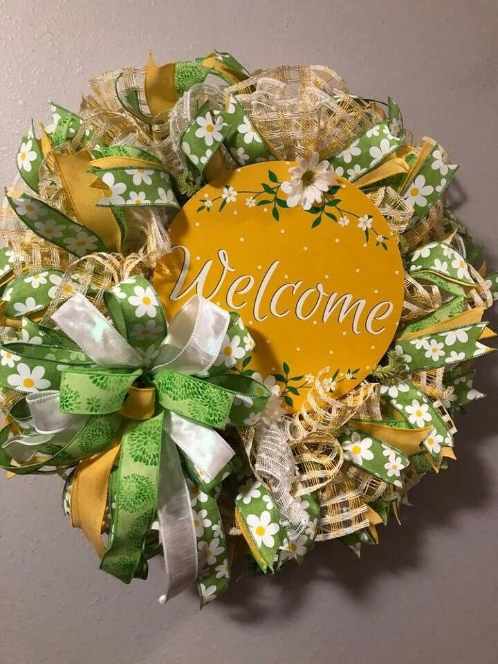 Photo of 21 DIY Easter wreath for front door – Easy Dollar Store inspired ideas