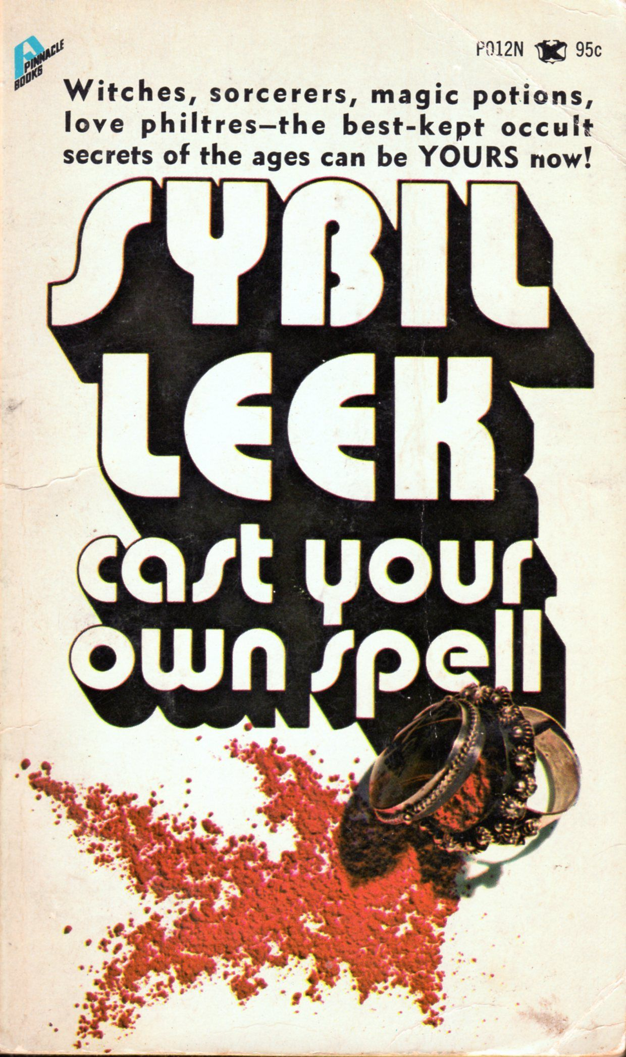 Cast Your Own Spell - Sybil Leek   My Books - A Cover