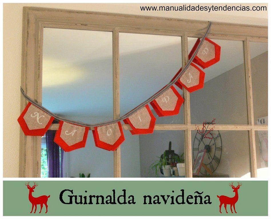 12 ideas para adornar la casa en navidad aprender - Adornar la casa en navidad ...