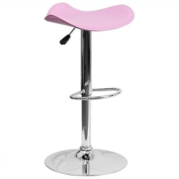 "Flash Furniture 25"""" to 33"""" Contemporary Adjustable Bar Stool $65"