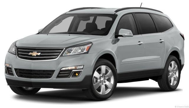 Chicago Il 2013 Chevrolet Traverse Ls New Suv Frankfort Il