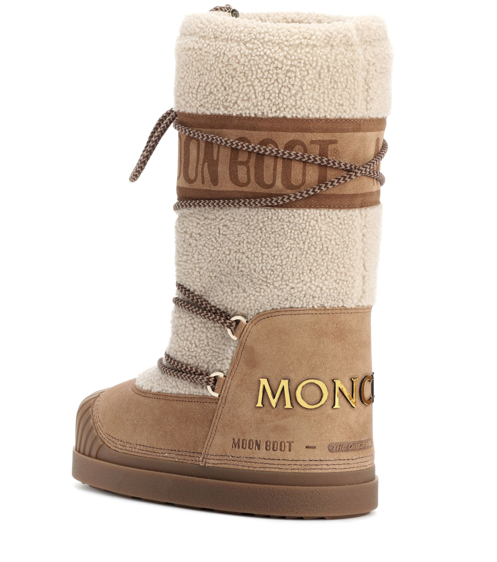 c506b71df X Moon Boot ® Ankle Boots - Moncler | mytheresa | Bags & Shoes, A ...