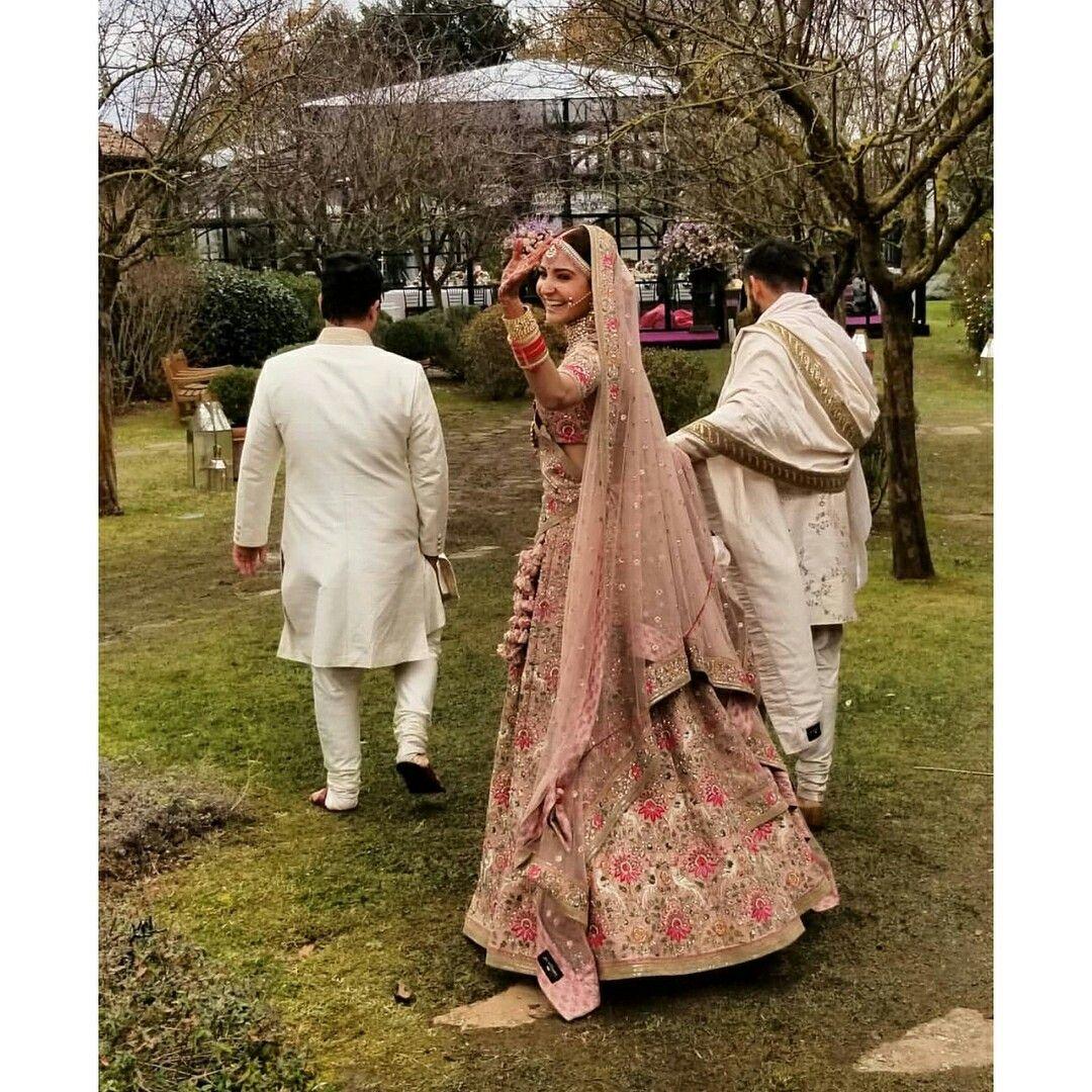 Pin By Amrit On Anushka Virat Wedding #Virushka #Anurat
