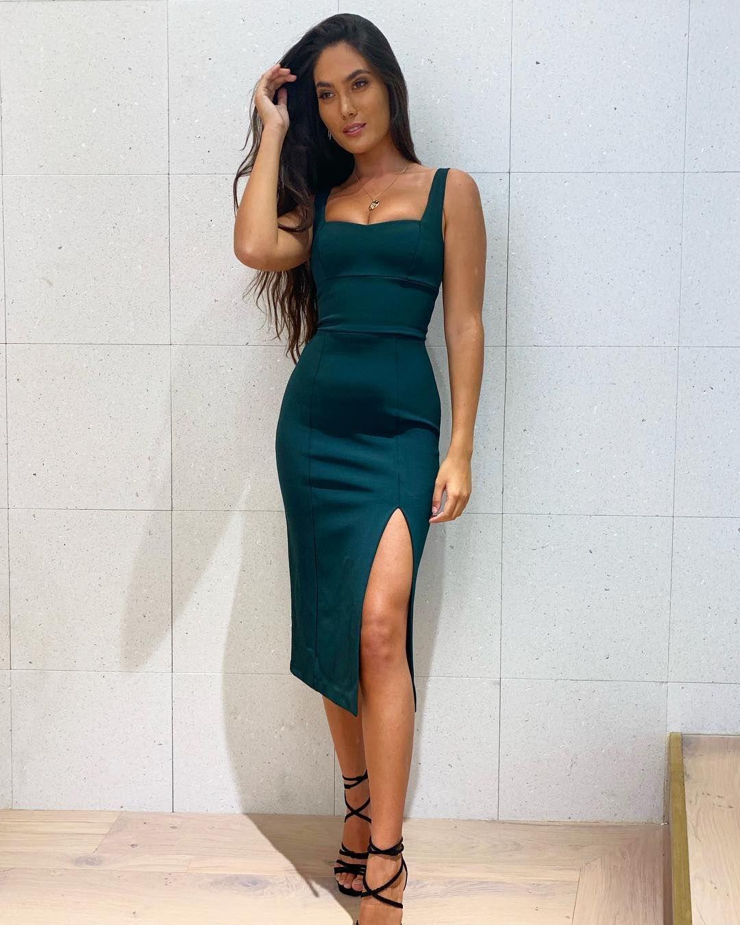 "8645b3f8dc3 KOOKAÏ on Instagram  ""Just landed ✨ Tap to shop the Martina Dress ..."