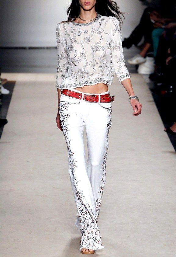 Paris Fashion Week - Isabel Marant (Spring-Summer 2013)