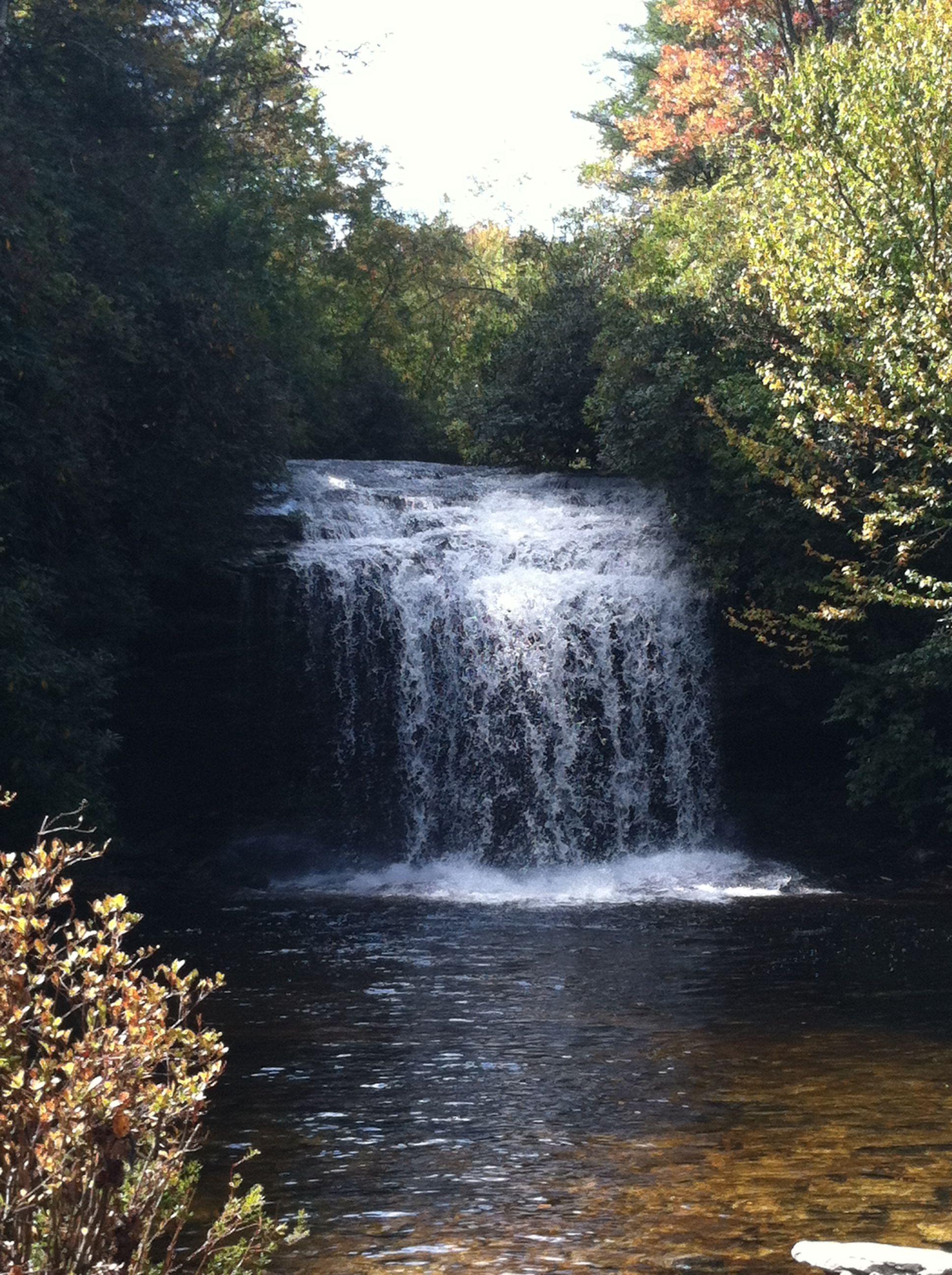 Cashiers NC Waterfalls | Waterfall, Waterfall photography