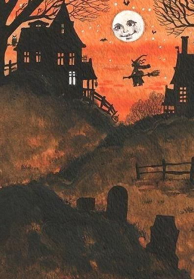 Halloween night More