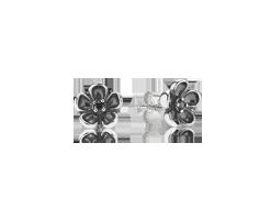 Stříbrné náušnice e03367d0f93