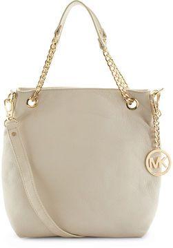 667a0bff822e ShopStyle: MICHAEL Michael Kors Handbag, Jet Set Medium Shoulder Tote $198