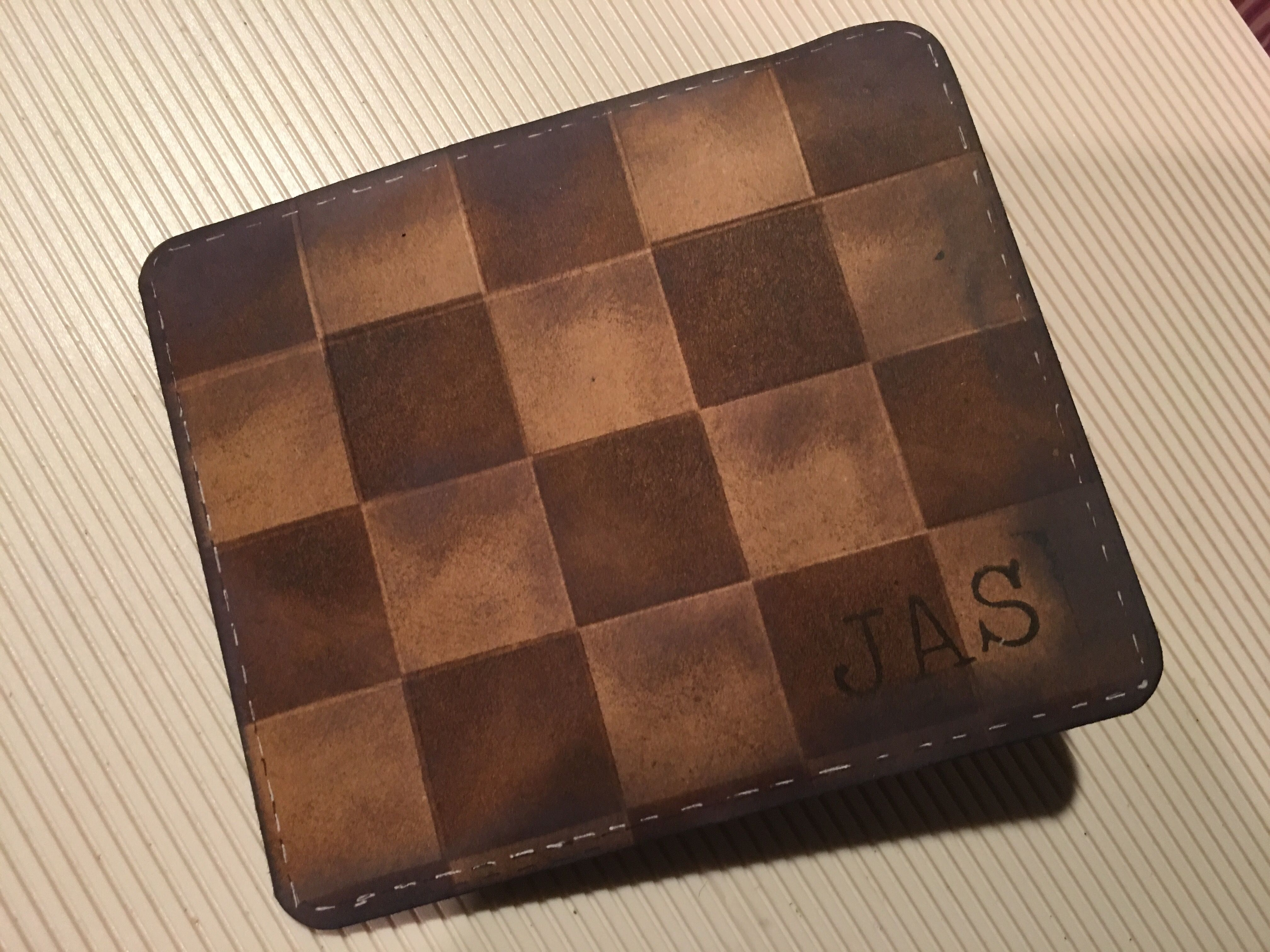 Fake louis vuitton wallet great for a male gift card