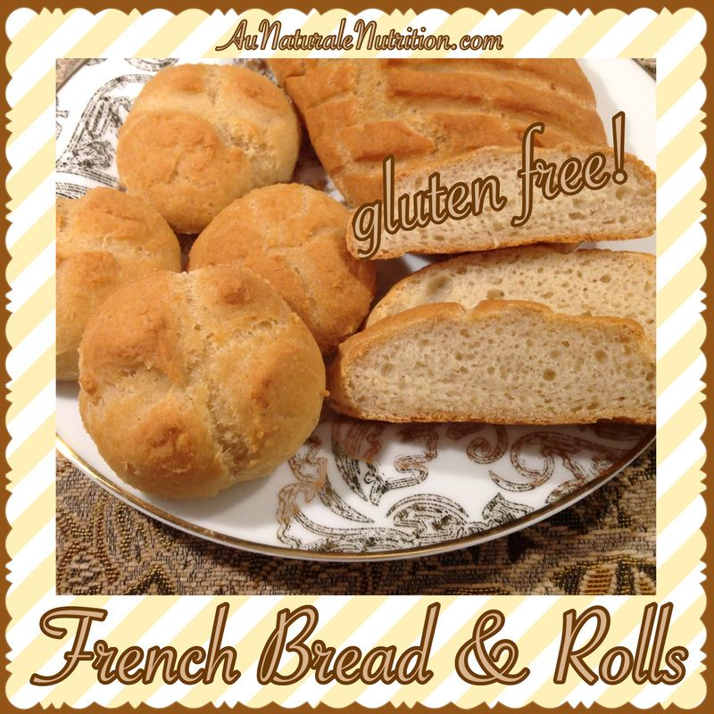 French Bread Rolls Ooh La La Paleo Gluten Free Gluten Free Eating Recipes Gluten Free Bread