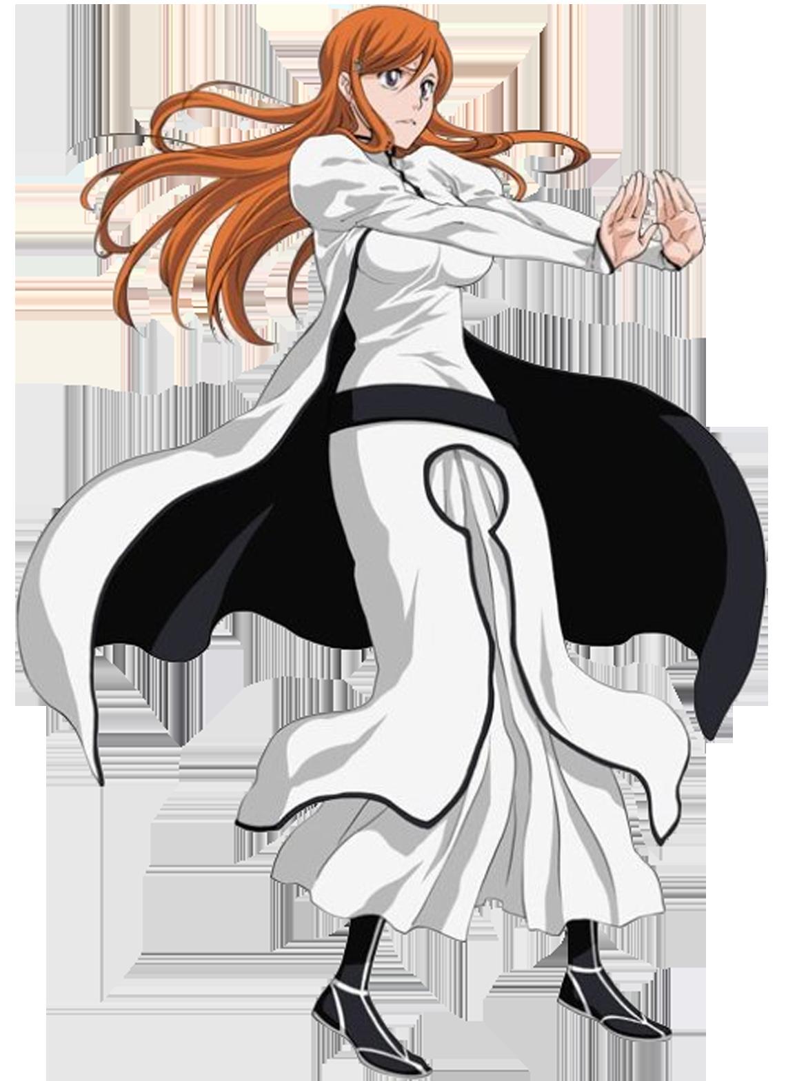 Orihime Inoue Arrancar's Arc Anime, Desenho personagem
