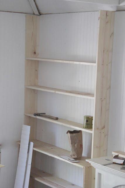 Building Bookshelves Bookshelves Built In Bookshelves In