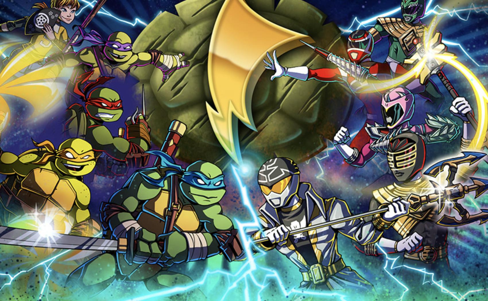 Play Power Rangers Ultimate Hero Clash Game in