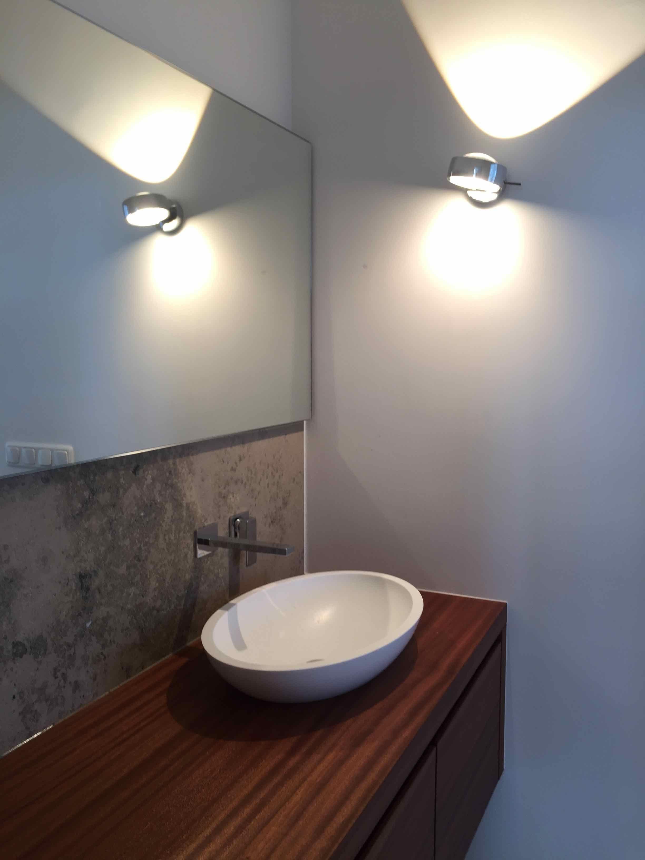 Waschtisch Teakholz Indirekte Beleuchtung Occhio Lampen Lampen Wohnzimmer Beleuchtung Lampe