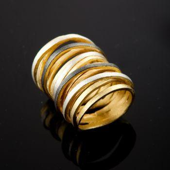 maria mastori jewellery Cerca con Google Artistic Rings Pinterest