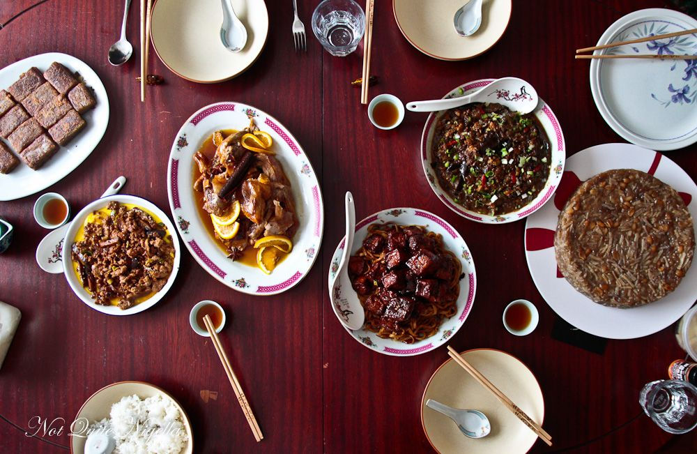 To Our Chinese New Year Dinner Recipe New