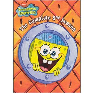 Spongebob Squarepants: Season 2 (DVD)
