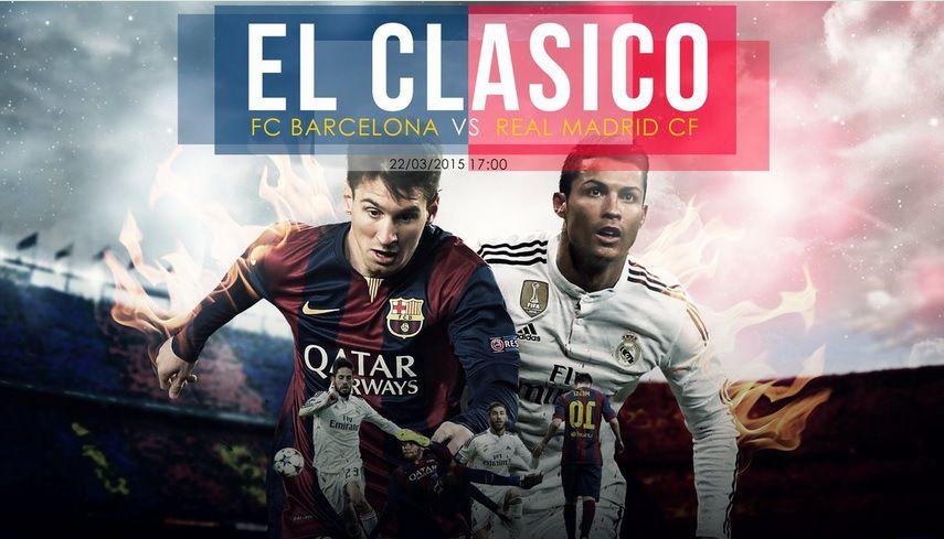 El Clasico 2015 Hd Wallpapers El Clasico Live Stream Provides You
