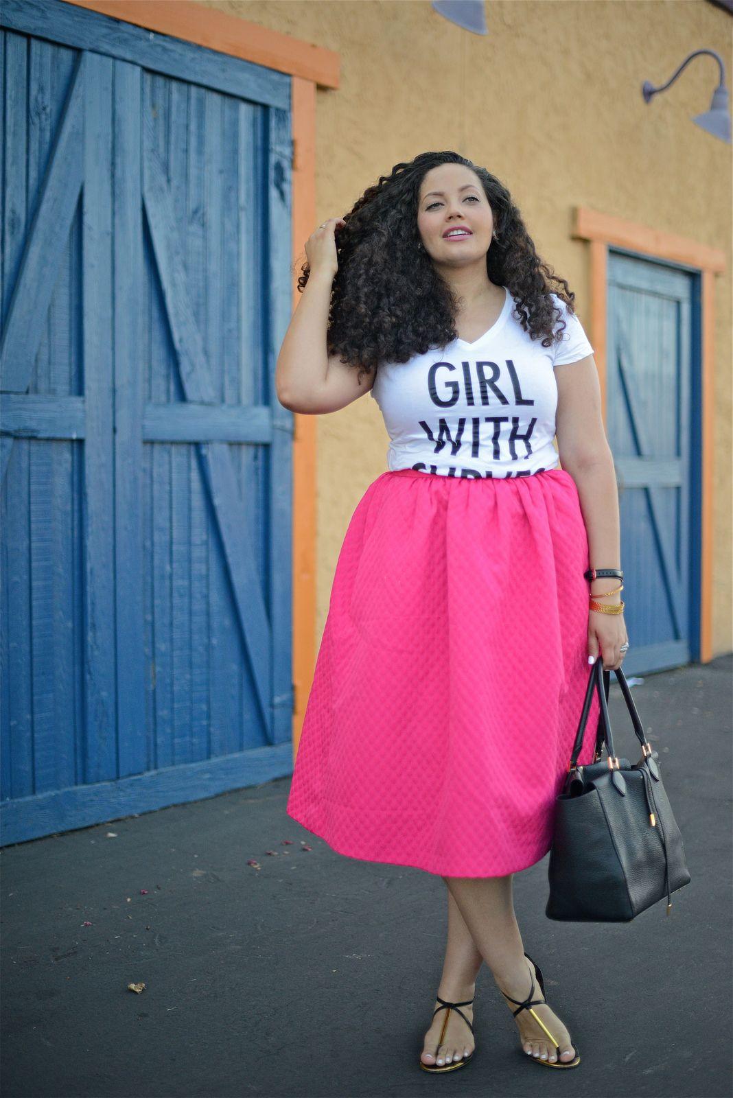 imagen | moda | Pinterest | Falda, Vestidos de talla grande y Curvies