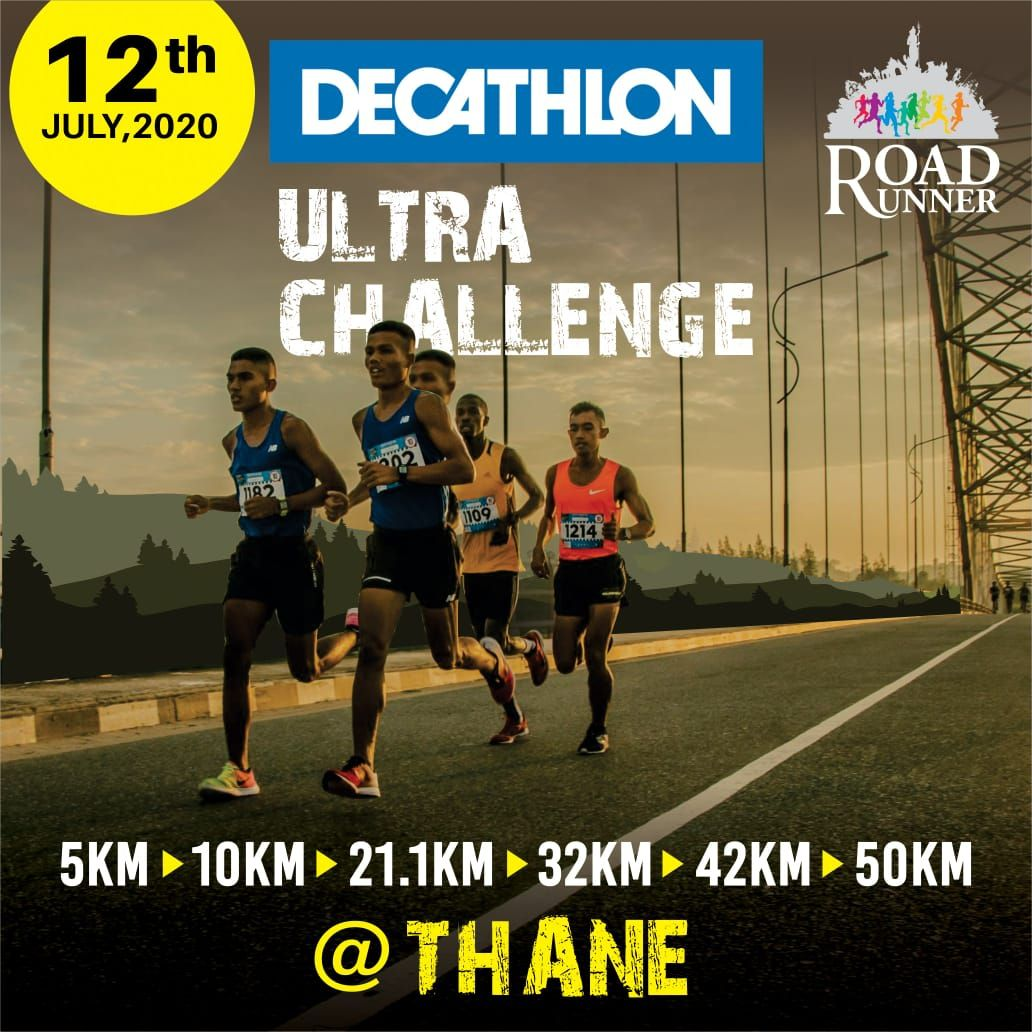 Decathlon Ultra Challenge 2020 Will Happen On 12th July 20 At