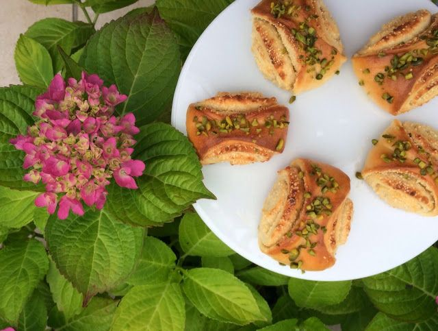 Marzipan-Schnecken | danielas foodblog | Marzipan