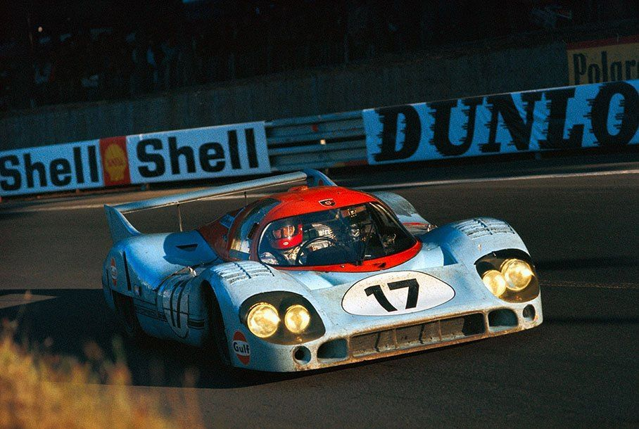 "HistoricRacingHD on Twitter: ""Jo Siffert in the Porsche 917L right before going pedal to the metal on Hunaudières. https://t.co/TGdVTcYC2x"""