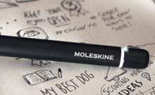moleskin smart writing set - transfer drawings to electronic