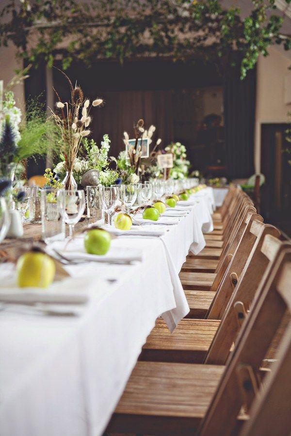Love in fall: a hunting lodge theme   Wedding venue ...