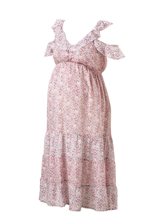 Zwangerschapskleding Bij Ca.Yessica Positie Bloemenjurk Mode Voor Bijna Mama S Summer