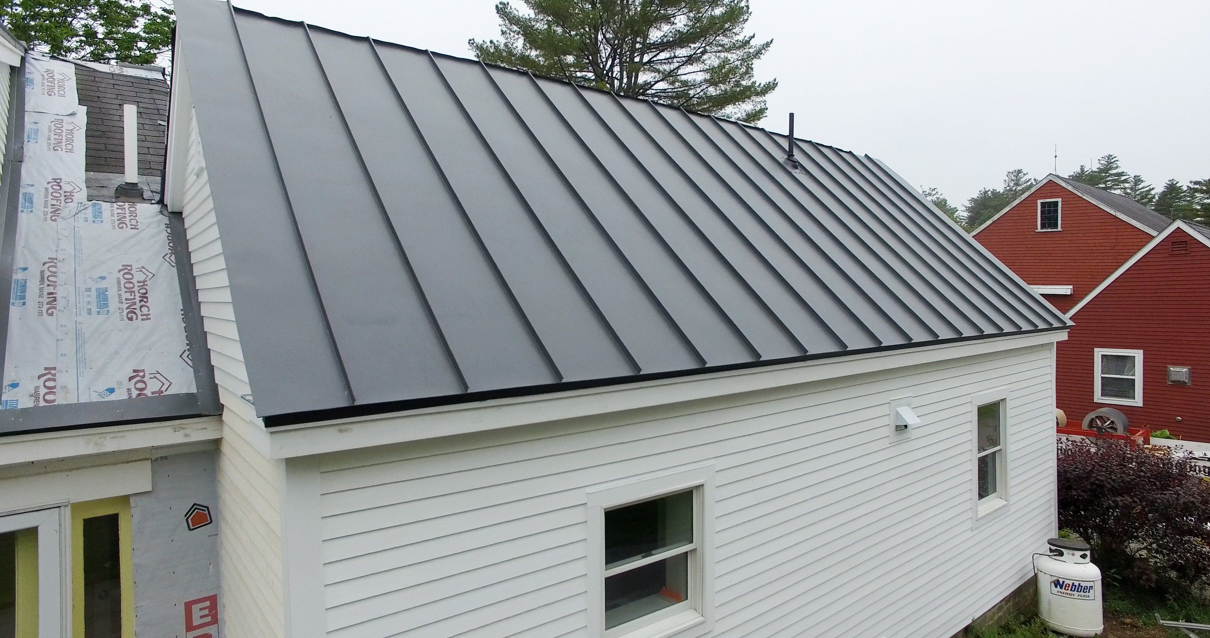 How To Install A Metal Roof Over Asphalt Shingles In 2020 Metal Roof Over Shingles Shingling Metal Roof Installation