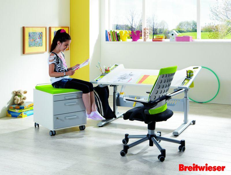 paidi   zeit zum lernen? mit dem passenden schreibtisch und ... - Schreibtischstuhl Designs Lernen Kinderzimmer
