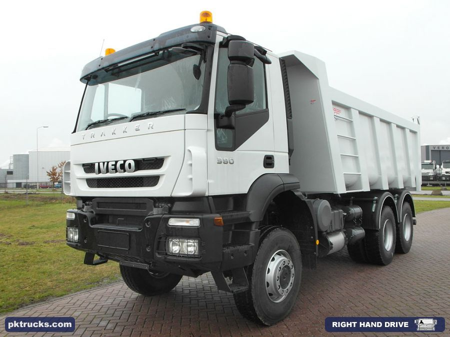 5 Units Iveco Trakker Ad380t38wh 6x6 Ruizeveld Tipper Price 105 000 Axles 6x6 Emission Euro 3 Cabin Active Day Cabin Hp Kw 380 Hp 283 Kw Gear