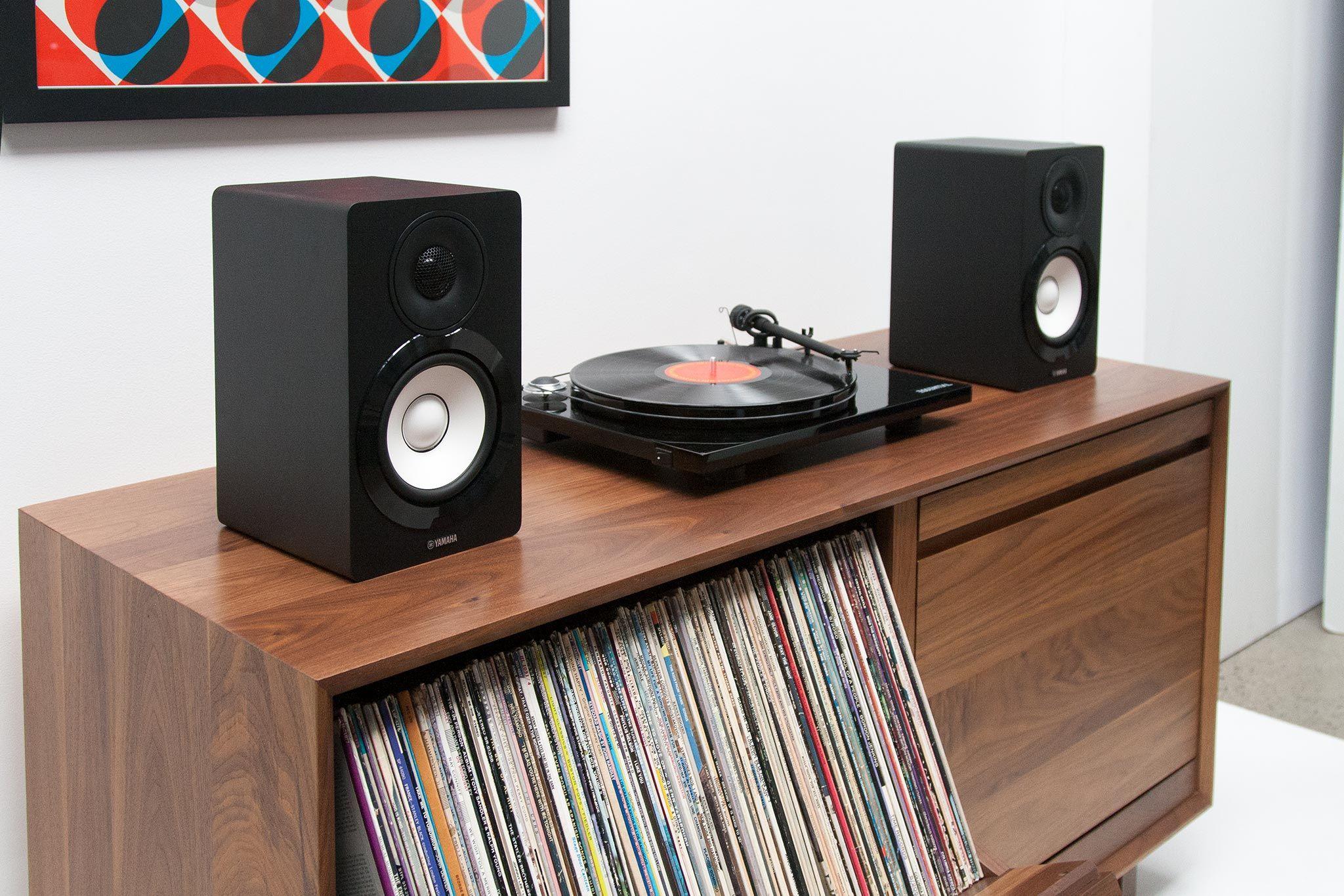 SYMBOL audio AERO Vinyl Storage Cabinet