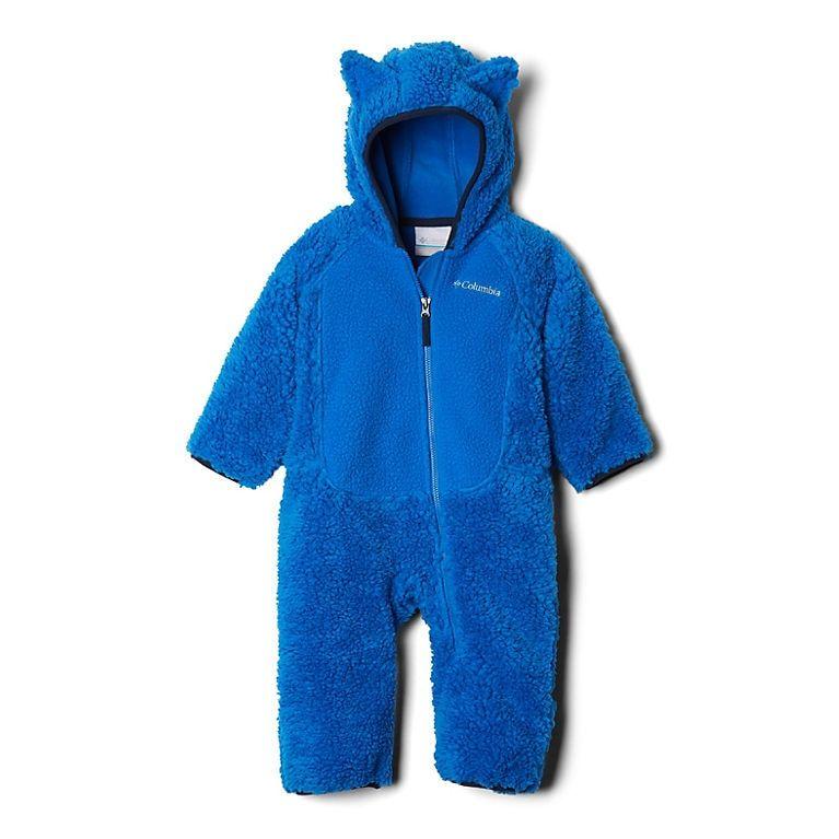 Columbia Unisex Kids Foxy Baby Sherpa Bunting