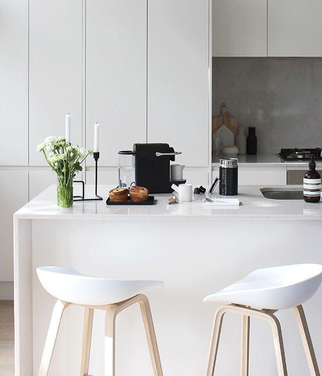 Nespresso Decoración de interiores, Cocinas y Interiores