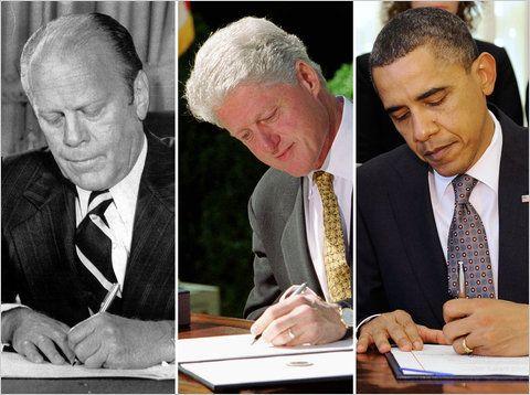 Αποτέλεσμα εικόνας για left handed presidents