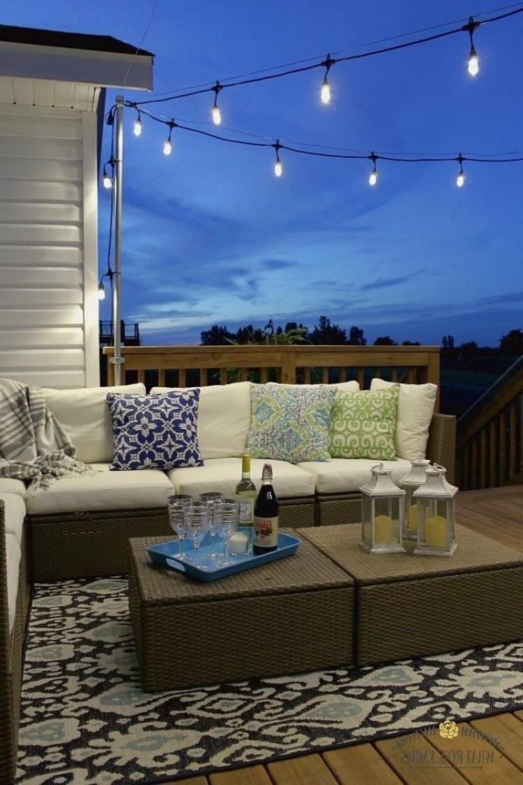 20 Stunning Rooftop Deck Lighting Ideas For Outdoor Living