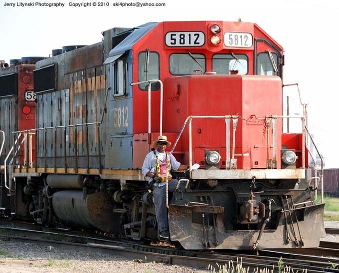 GT Engine No. 5812